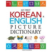 My First Korean & English Picture Dictionary, Paperback/Nabi Publishing