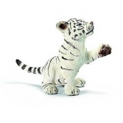 Schleich Tiger Playing White Cub