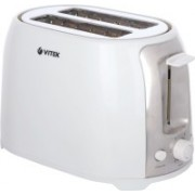 VITEK VT-1582 W-I 750 W Pop Up Toaster(White)