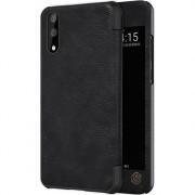 Husa telefon nillkin caz QIN Huawei P20 Pro negru