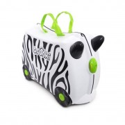 Trunki - Resväska - Zimba The Zebra
