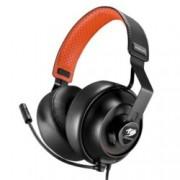Слушалки Cougar Gaming Phontum Headset, микрофон, 20Hz-20kHz честотен диапазон, импеданс 2.2kΩ, черни