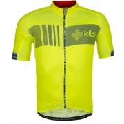 KILPI Pánský cyklistický dres CHASER-M IM0021KIYEL Žlutá XL