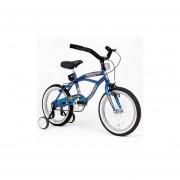 Bicicleta con rueditas Halley 19055 Playera Rod 16