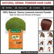 Shagun gold henna powder 100g hair care