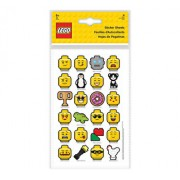LEGO Iconic, Set abtibilduri pentru caiet - 96 stickers