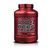 100% Beef Muscle 3180g vanília Scitec Nutrition