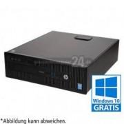 HP EliteDesk 705 G2 - QuadCore