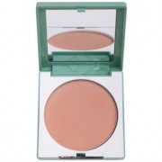 Clinique Superpowder polvos compactos y base de maquillaje 2 en 1 tono 04 Matte Honey 10 g