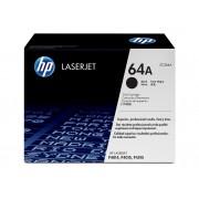 HP Cartucho de tóner Original LaserJet HP 64A negro para Laserjet P4014, P4015 y P4515