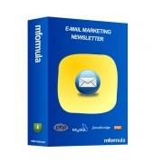 Sistema de envio de e-mail marketing e newsletter com Painel de Controle para criação de Pacotes, Limites de Envios por E-mails e Período, Criação de Usuários por Grupos, e mais ...