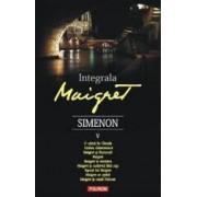 Integrala Maigret Vol.5 - Georges Simenon