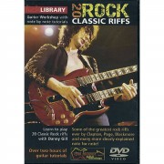Roadrock International Lick library - Class Riffs Learn to play (Guitar), DVD