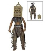 Figurina The Lone Ranger Tonto With Bird Cage Deluxe 18 Cm