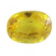 Jaipur Gemstone 5.25 -Ratti IGL&I Yellow Yellow Sapphire (Pukhraj) Precious Gemstone