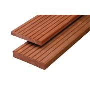 Intergard Lames de terrasse bois exotique Massaranduba 305cm (21x145mm)