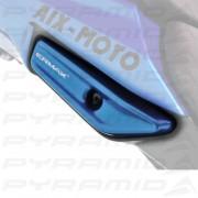 Grab Rail Covers Metallic Blue for Kawasaki Z1000SX (11-16)