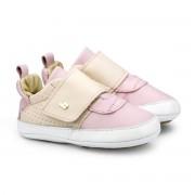 Pantofi Fetite BIBI Afeto Sweet Cu Clapeta
