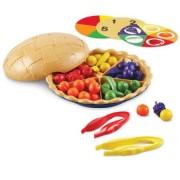 Set educativ pentru sortarea si invatarea culorilor Learning Resources - Super Placinta de sortat