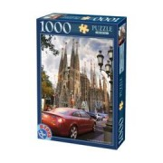 DToys Puzzle 1000 Famous Places 06 (07/64288-06)