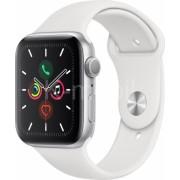 Apple Watch Series 5 44mm Silver Alu White CZ
