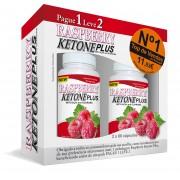 2x1 Raspberry Ketone Plus capsulas - Cetona de Framboesa