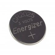 10 Blisters Con 1 Pila C/u ENERGIZER Litio CR2025 3v ECR2025BP-1