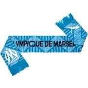 Marseille Sjaal Fan - Blauw