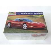 '98 Corvette Roadster 1:25 Scale Model Car Kit By Revell Monogram Skill Level 2