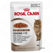 Royal Canin Ageing +12 in Gelatina - 36 x 85 g
