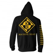Muška majica s kapuljačom Machine Head - Diamond - NNM - RTMHZHBDIA