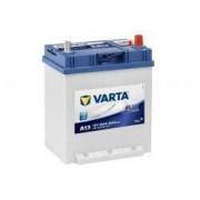 Varta Blue Dynamic A13 12V 40Ah autó akkumulátor 540125 ASIA jobb+ (+AJÁNDÉK!)