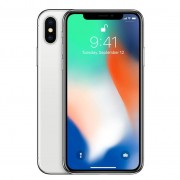 Apple iPhone X 64GB (Libre) - Plata