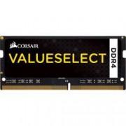 Corsair RAM modul pro notebooky Corsair Value Select CMSO16GX4M1A2133C15 16 GB 1 x 16 GB DDR4-RAM 2133 MHz CL15-15-15-36