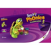 Smart Phonics Level 5 Flash Card ?Child English Teaching Material? Smart Phonics New Edition 5 Flash Cards