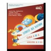 Stiinte ale naturii. Manual pentru Clasa a III-a Semestrul al II-lea + CD