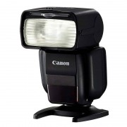 Canon Speedlite 430EX III-RT Flash com Base