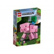 Porc cu Bebelus zombi LEGO 21157