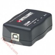 INTELLINET Hi-Speed USB2.0 Gigabit Ethernet Adapter 505932
