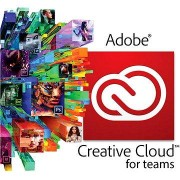 Adobe Creative Cloud for teams All Apps MP ENG Commercial (1 hónap - elektronikus licenc)