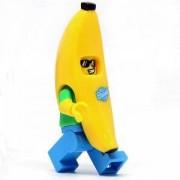 Идентифицирана минифигурка Лего Серия 16 - Човекът банан - Lego series 16 - Banana Guy, 71013-15