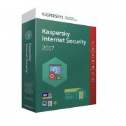 Kaspersky Internet Security 2017 3PC 1ÅR-Antivirusprogram