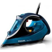 Fier de calcat Philips GC4881/20 Azur Pro, Talpa T-IonicGlide, 2800W, 0.35l (Albastru-Negru)