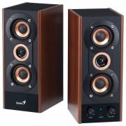 Zvučnici Genius SP-HF800A, 20W, drveni