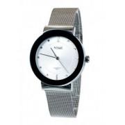 Дамски часовник с метална каишка