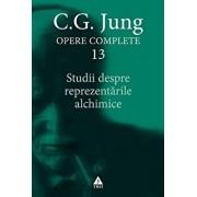 C.G. Jung opere complete 13. Studii despre reprezentarile alchimice/C.G. Jung