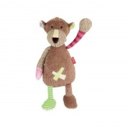 Sigikid® Peluche Doudou Ours Sweety 40 cm - Peluches écologiques