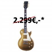 Gibson Les Paul Less Plus P-90 GT Gold Top