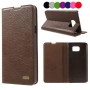 Samsung Galaxy Note 5 KAIYUE Wallet Кожен Калъф и Протектор