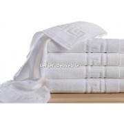 Prosop alb hotel bumbac 100% dimensiune 30x50cm